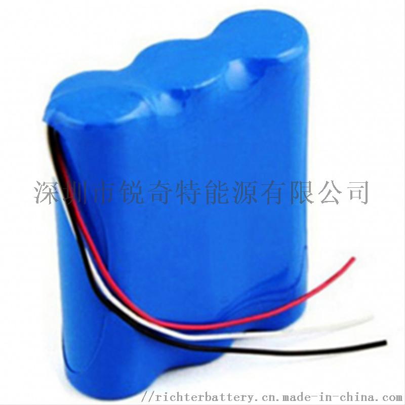 锂电池厂家定制12V锂电池组 音箱LED灯电池806461502
