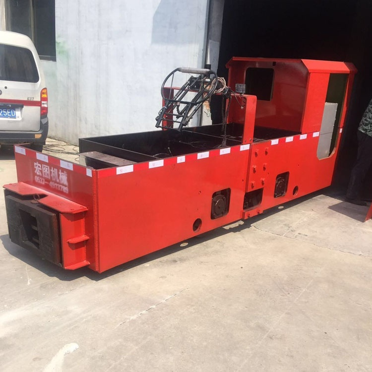 10T架線式工礦電機車97094482