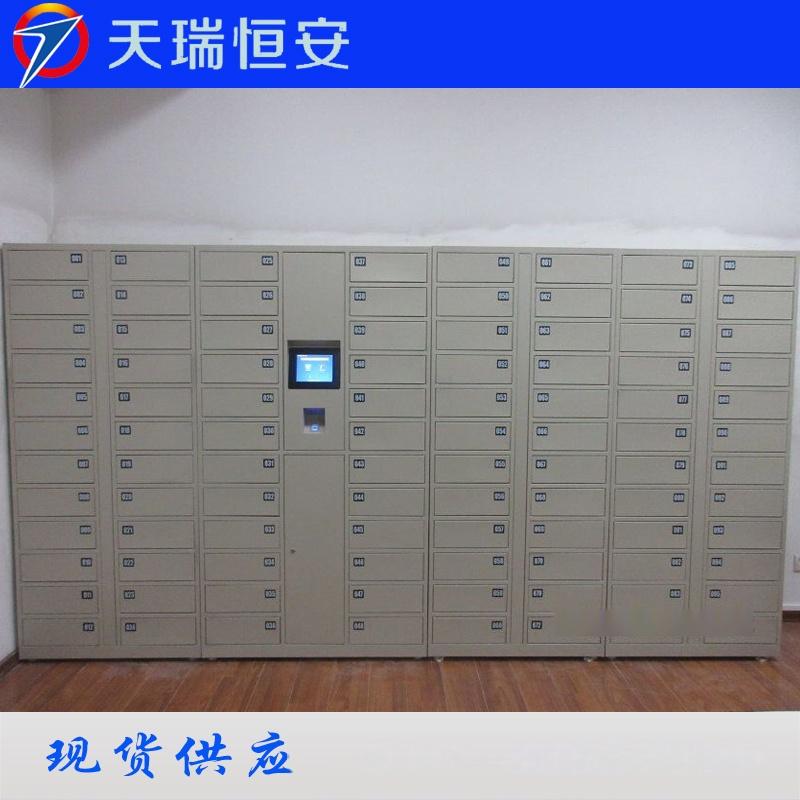 河北省保定市七一路66393部队 触控联网+指纹智能储物柜.jpg