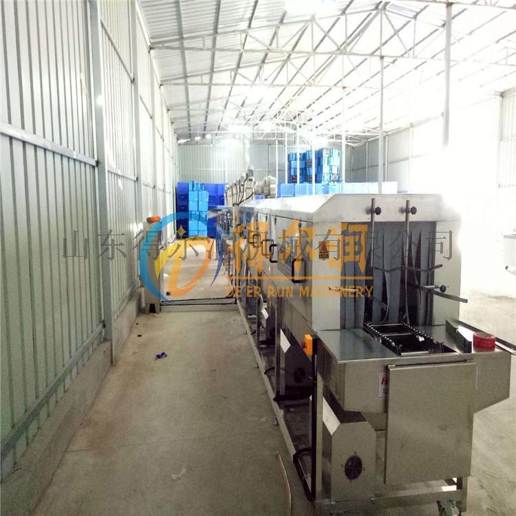 哈爾濱 自動隧道式滅菌洗筐機 優質風乾洗筐機現場770819922