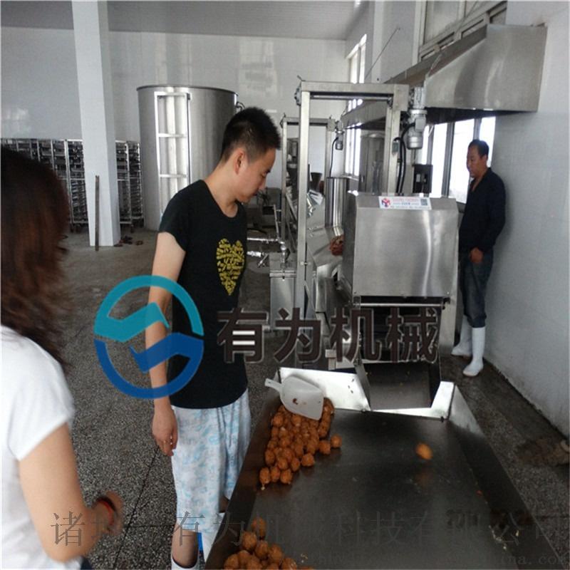 黄豆油炸机、黄豆油炸设备、黄豆油炸线799077082