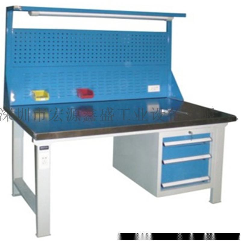 深圳钳工钢板工作台  厂家定制重型工作台760124745