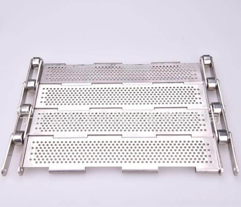 定制加工农用机械排屑机链板 输送链板 不锈钢链板58053382