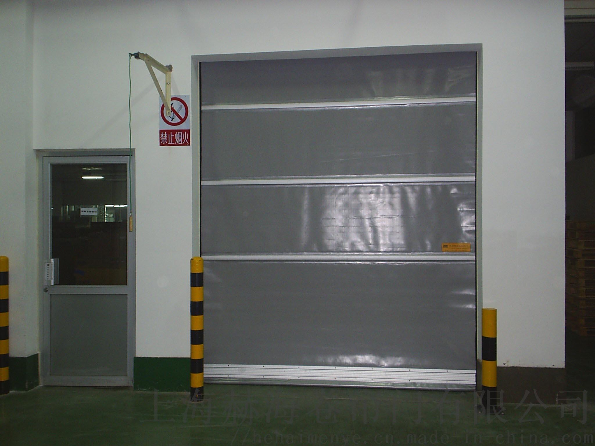 工業PVC捲簾門高速捲簾門自動快速門874142685