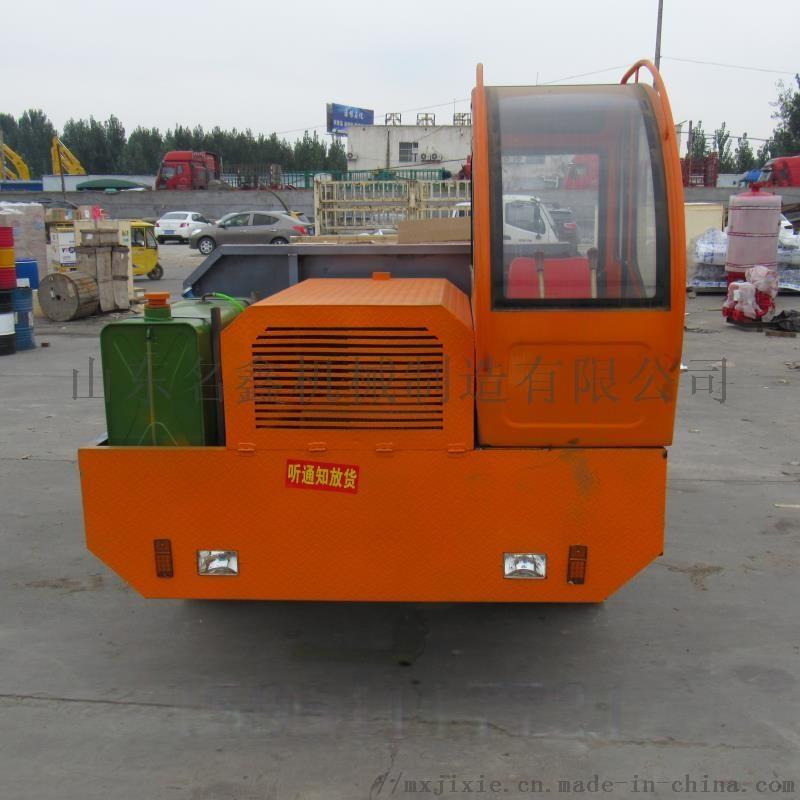 5吨履带爬山虎运输车 农用果园自卸搬运车108430122