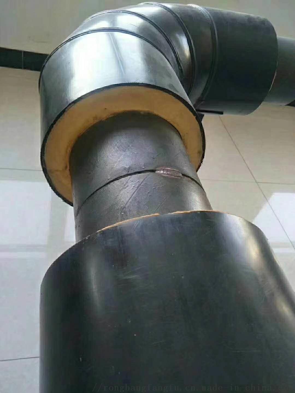 架空玻璃钢保温管,玻璃钢缠绕保温管道86246632