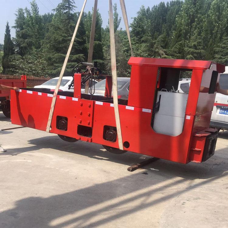 10T架線式工礦電機車97094442