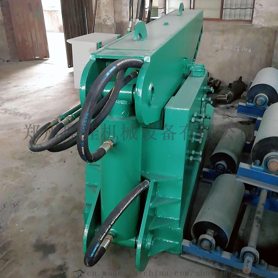 液压鳄鱼剪 1米刀口钢管钢板剪切机 废旧金属剪切机764893262