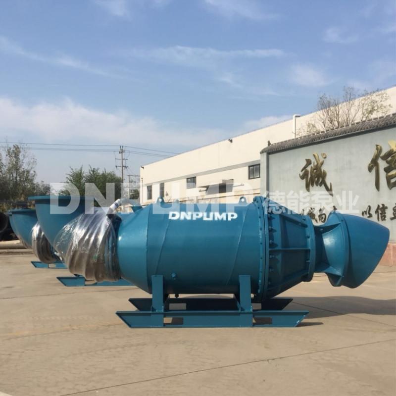 立式泵站专用潜水轴流泵762141322