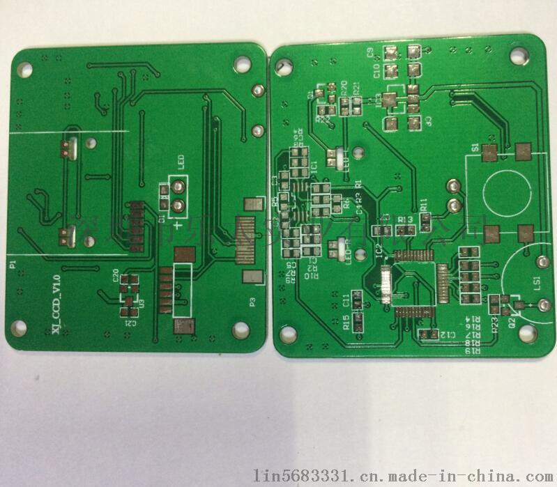 厂家生产双面 多层PCB线路板51936155