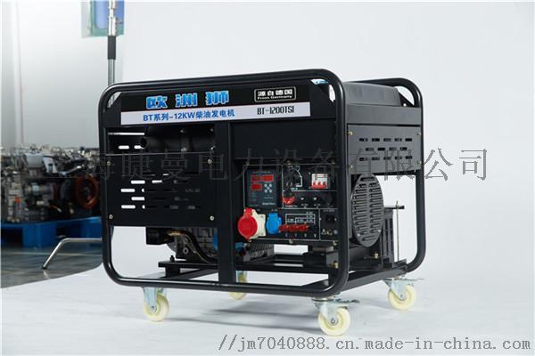 欧洲狮10千瓦柴油发电机763811472