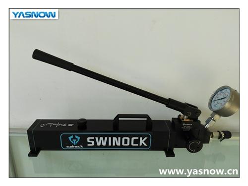 SWINOCK超高压手动泵803882335