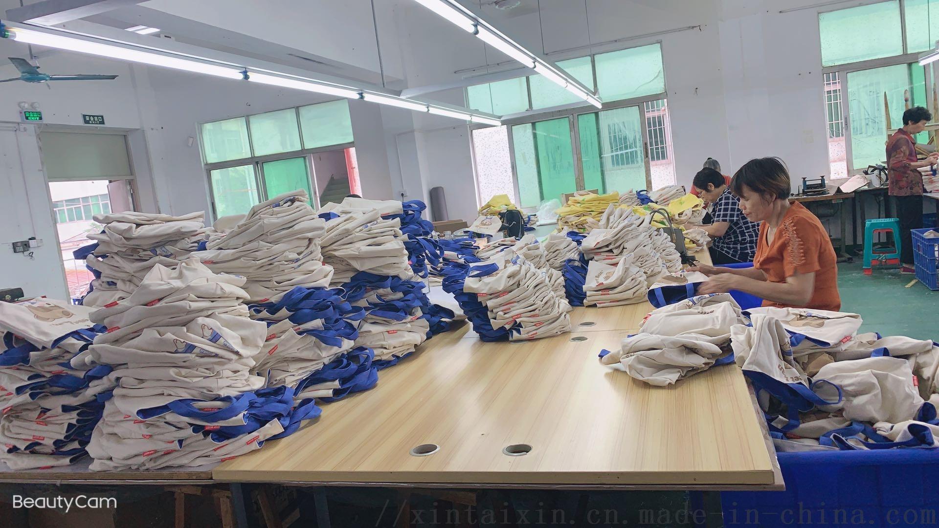 源头厂家生产手提礼品帆布袋棉布袋麻布袋150625065