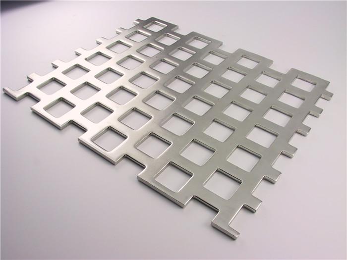 冲孔铝板穿孔铝板生产厂家 上海迈饰79472075