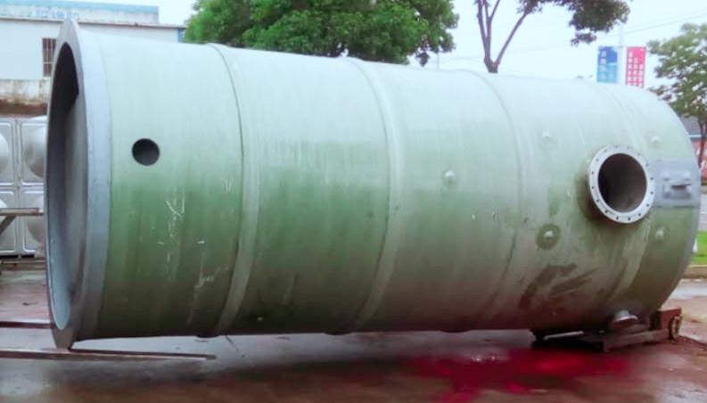 成套玻璃鋼廢水預製泵站821545715