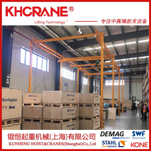 kbk軌道、柔性樑軌道、鋼軌、自立式鋼結構810541562