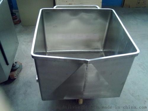 食品通用小料车 不锈钢小料车 滚揉机用小料车747020102
