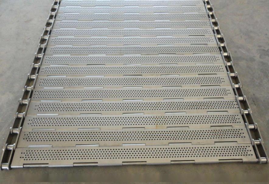 定制加工农用机械排屑机链板 输送链板 不锈钢链板58053392