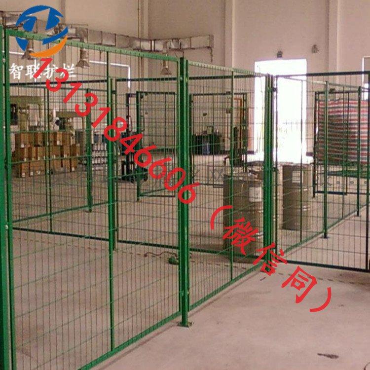 车间安全网厂家 自动化设备安全防护网定做742587392