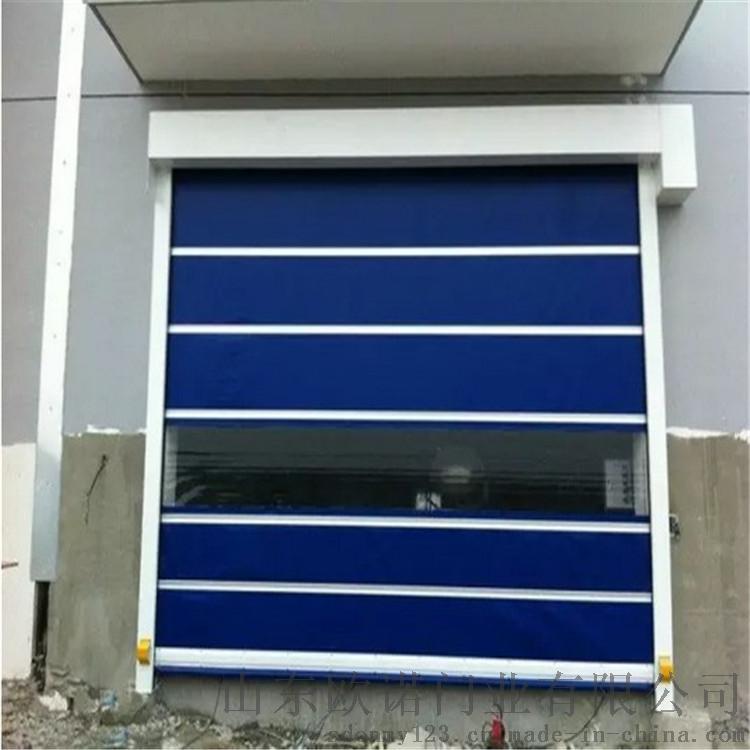 济南厂家供应 工业快速门 PVC堆积门59906772