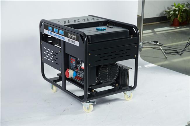 12千瓦无刷柴油发电机直销812079262