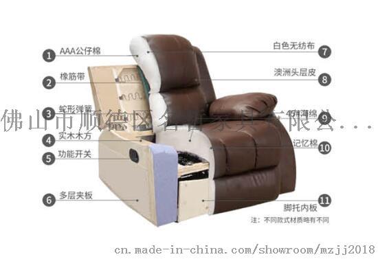 功能沙发 头等舱沙发// 家庭影院沙发组合60282105