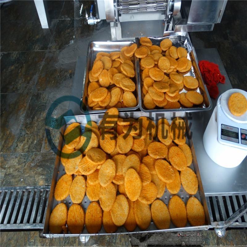 YW鱼饼成型设备,鱼饼成型生产线,304鱼饼成型机758414072