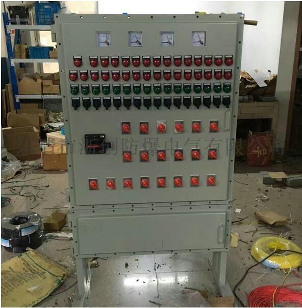 带触摸屏落地式防爆电控柜96410505