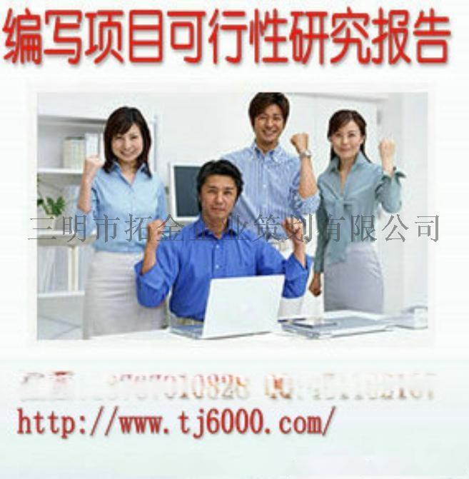 九江市专业代写项目可行性研究报告766791165