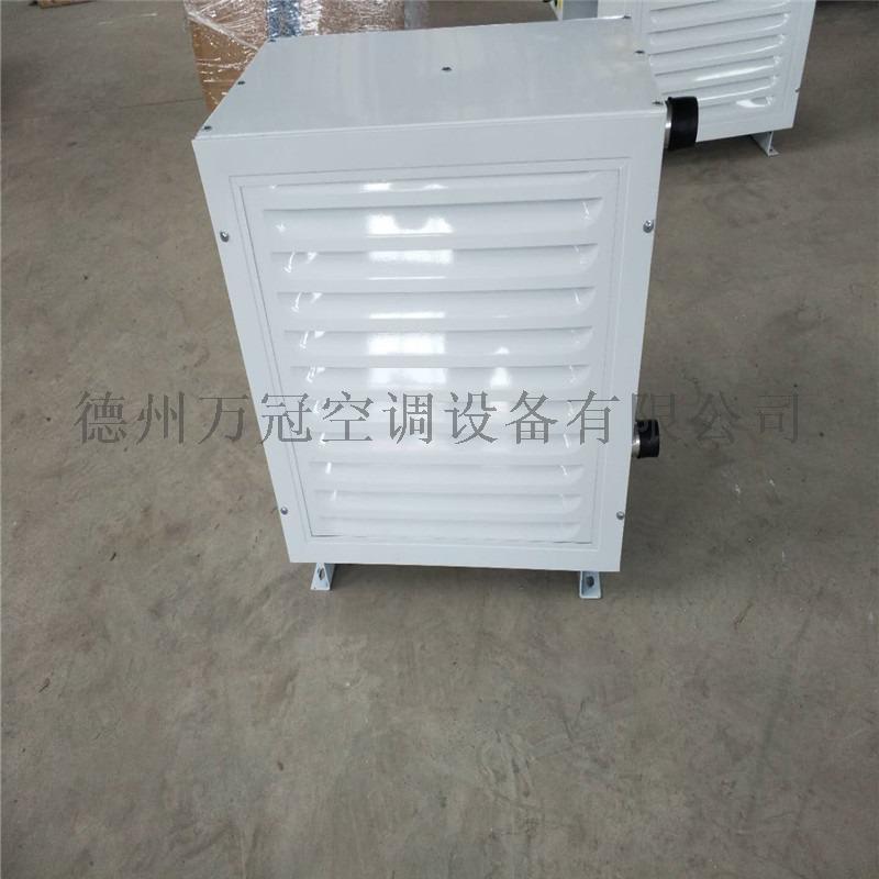 GS型鋼製熱水暖風機60391102