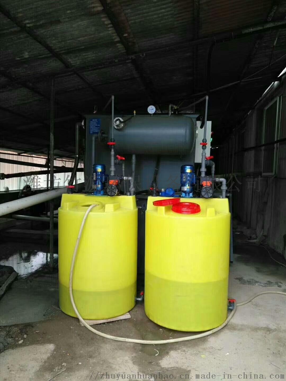 小型農村養豬場廢水處理工藝整套裝置-竹源環保112913712