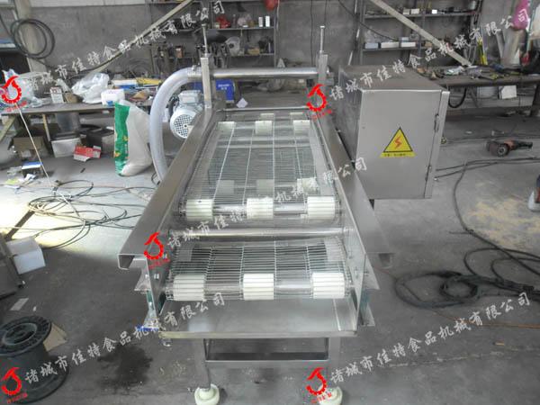 瀑布式鸡米花淋浆机 鸡米花淋浆机厂家35641992