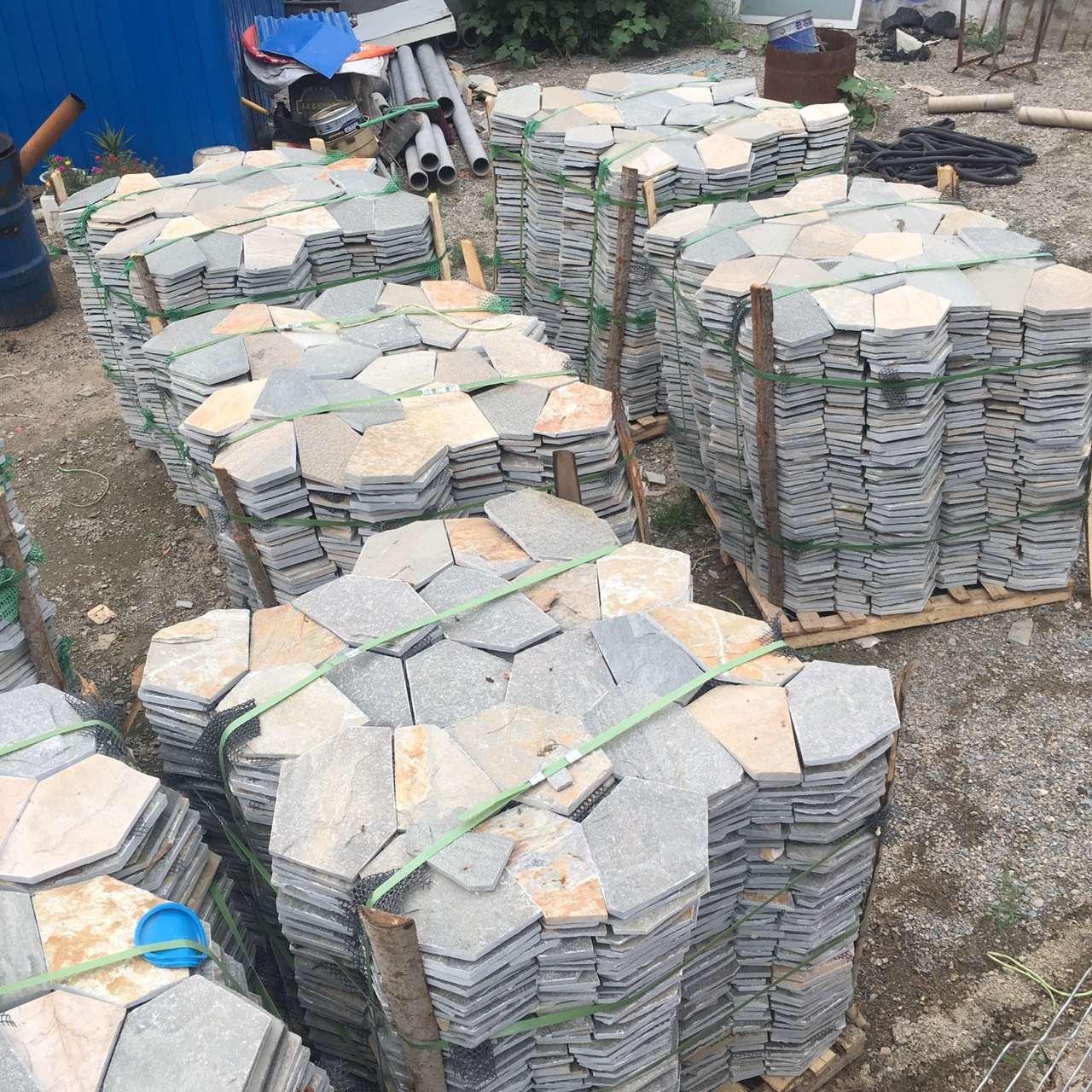 大量供應文化石蘑菇石 綠色蘑菇石鏽色蘑菇石文化石26486792