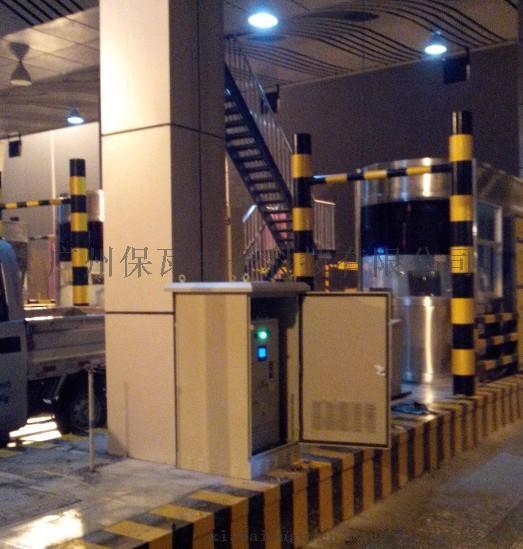 湖南鳳大高速公路收費站--節電改造工程1