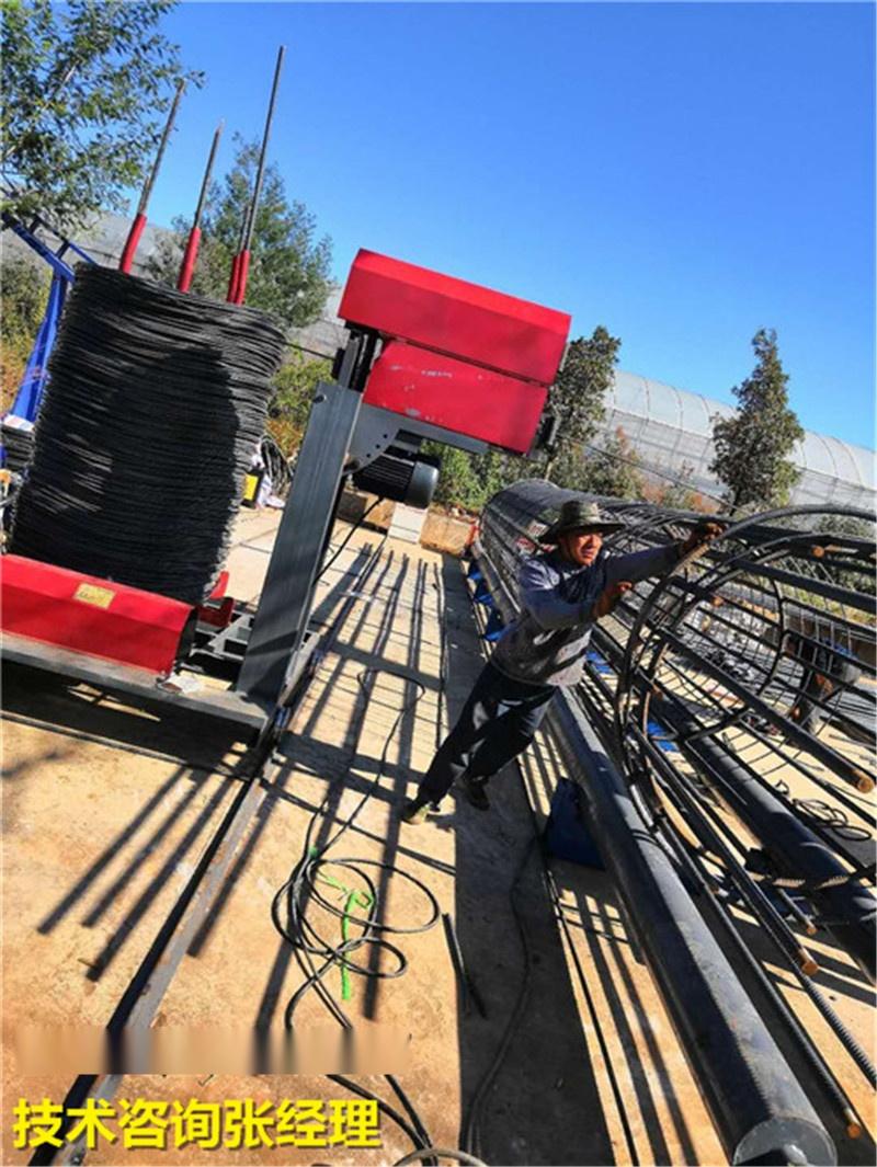 钢筋笼滚焊机/自动钢筋笼绕筋机