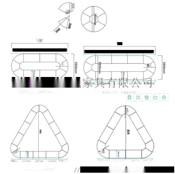 折叠培训桌 可折叠培训台 广东培训桌生产厂家123069475