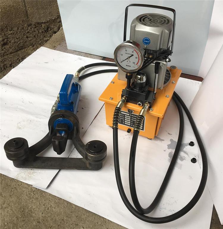塔城手持液压钢筋切断机手提式钢筋弯曲机价格