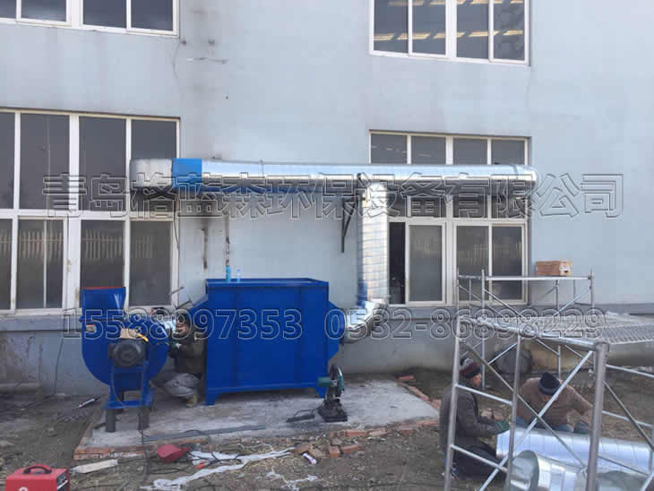 活性炭吸附箱,潍坊废气除味吸附装置,工业除臭净化器36667672