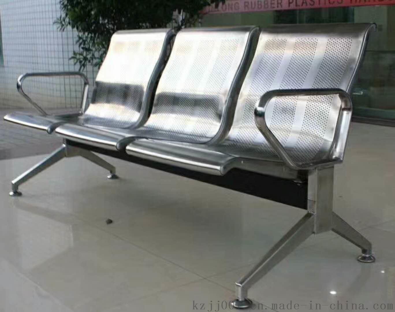 佛山医用金属不锈钢公共座椅厂家(三人位连排椅)776511615
