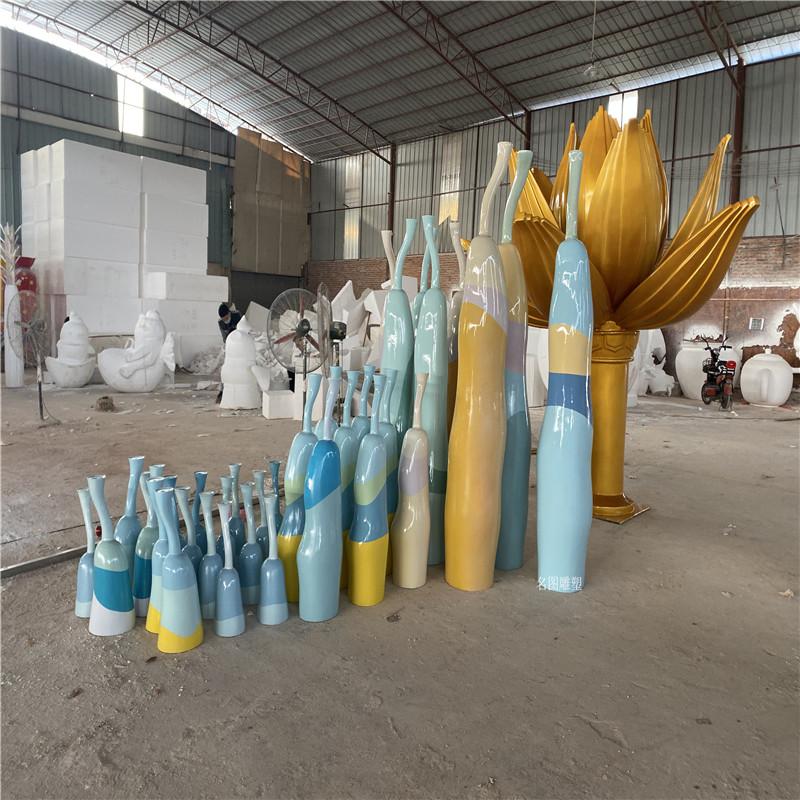 玻璃钢雕塑造型游乐场景观彩灯造型雕塑摆设133446695
