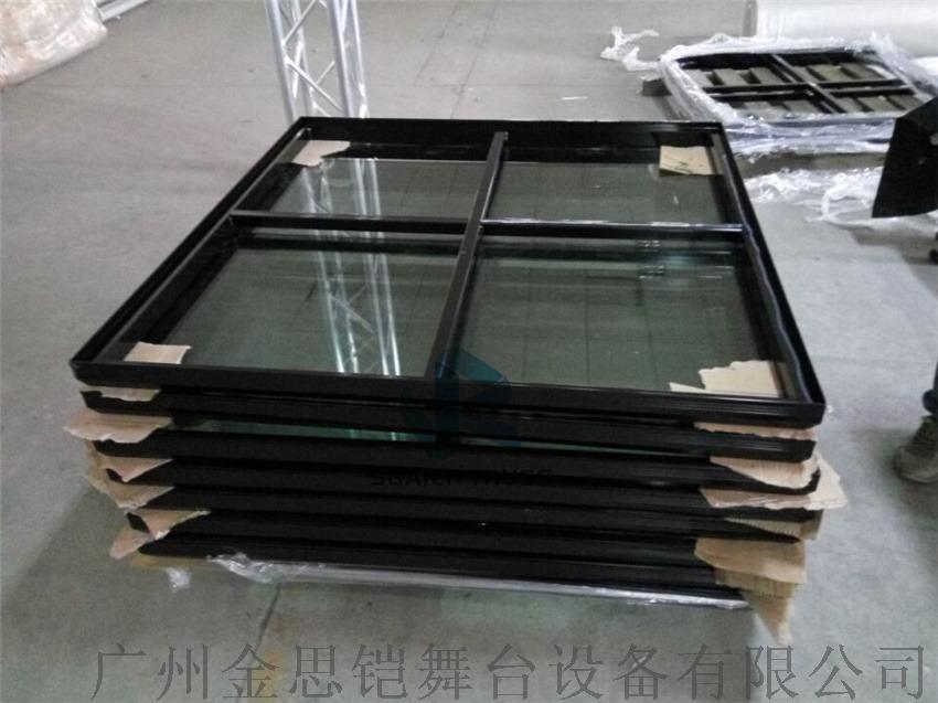 黑色玻璃拼接舞台,升降舞台,拼装舞台,组合型舞台779777932