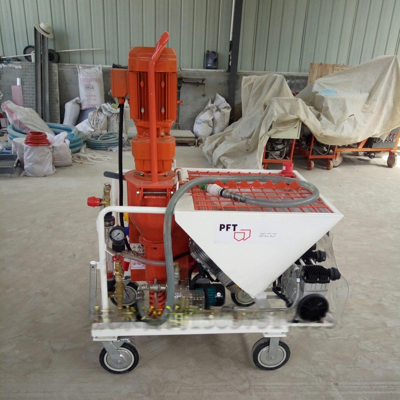 进口石膏喷涂机设备自动化系统创高效节能施工30217962
