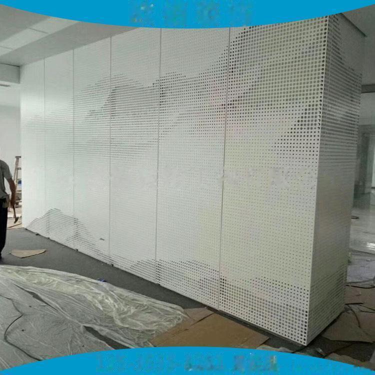 图案冲孔铝板 (2)