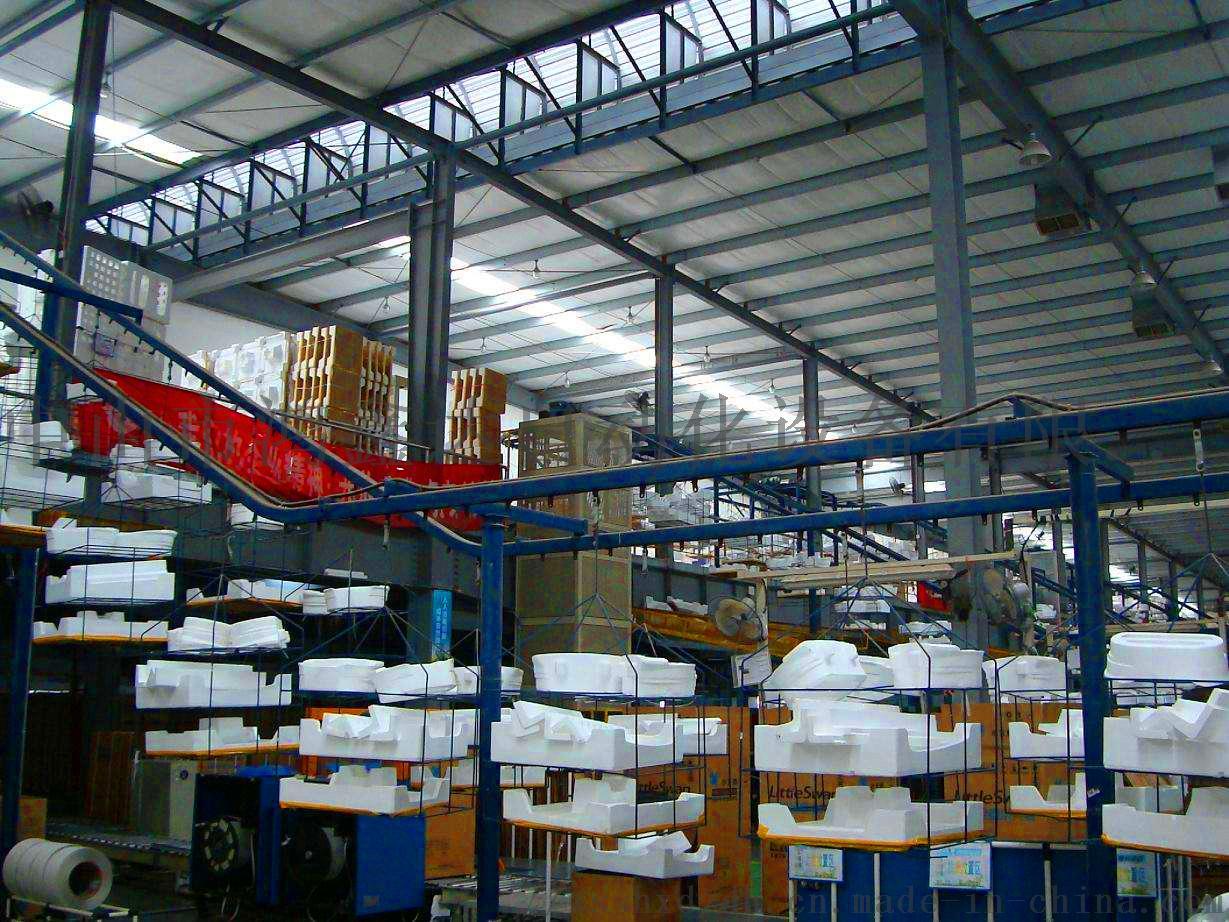 佛山泡沫输送线,广州纸箱输送带,泡沫烘干流水线813734065
