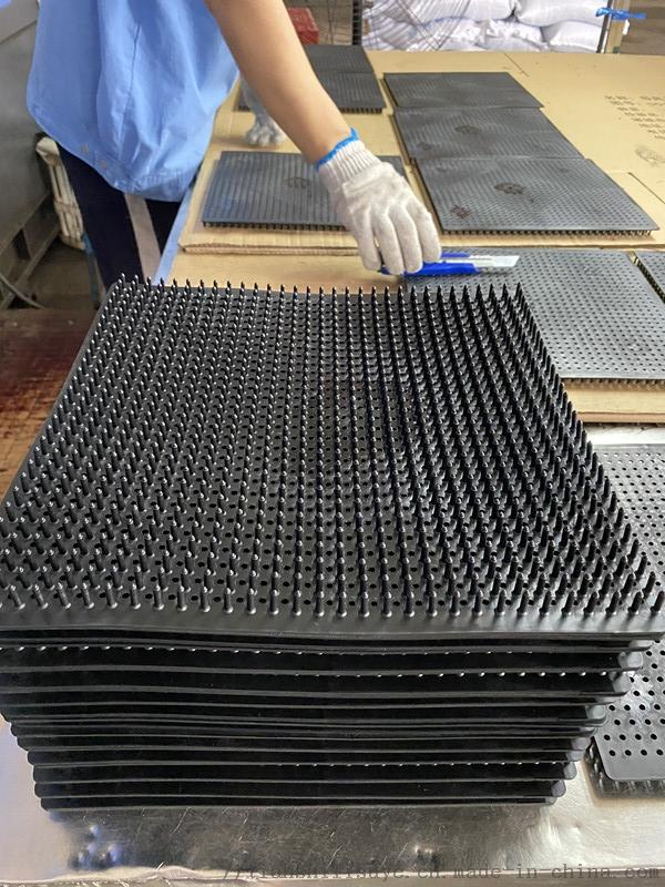 天仕利生产人工蛋箱草垫产蛋箱草垫鸡蛋塑料垫860135662