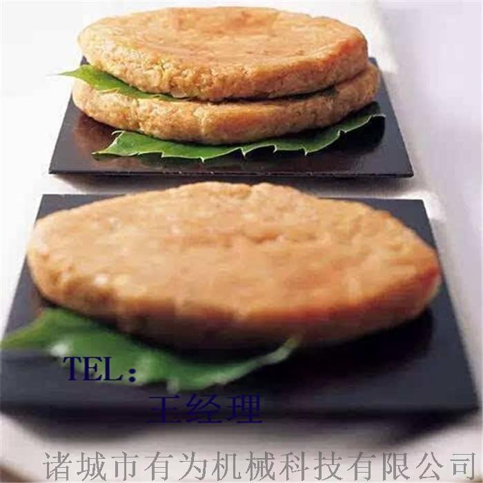 肉饼成型上浆裹粉线,肉饼成型机,鱼肉成型机40960842