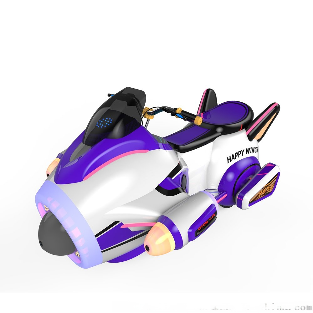 快樂飛俠紫色-1000-白底
