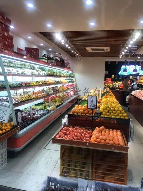 在江津区开一家水果店风幕柜就找晨鹰冷柜893773585