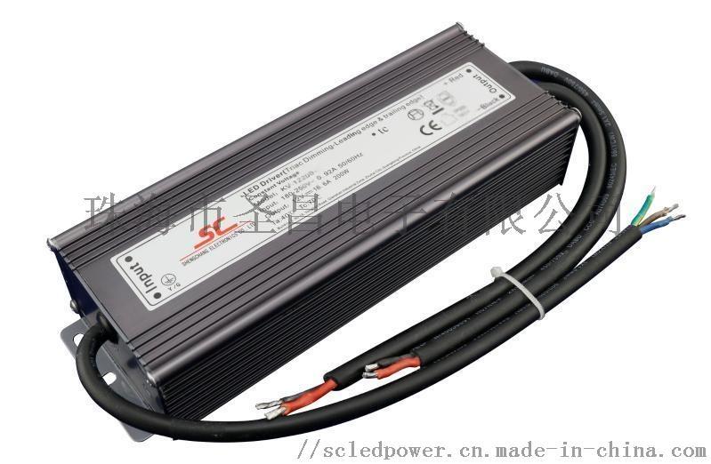 圣昌LED调光电源+200W+12V+24V+PWM输出恒压防水可控硅前后沿调光.jpg