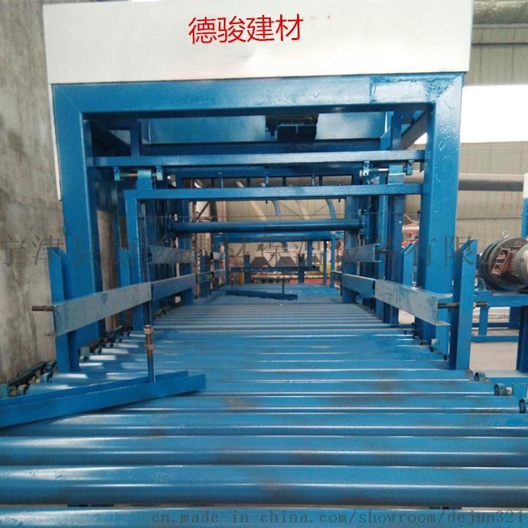 水泥基匀质板生产线 切割锯90℃自动转角细节图768374315